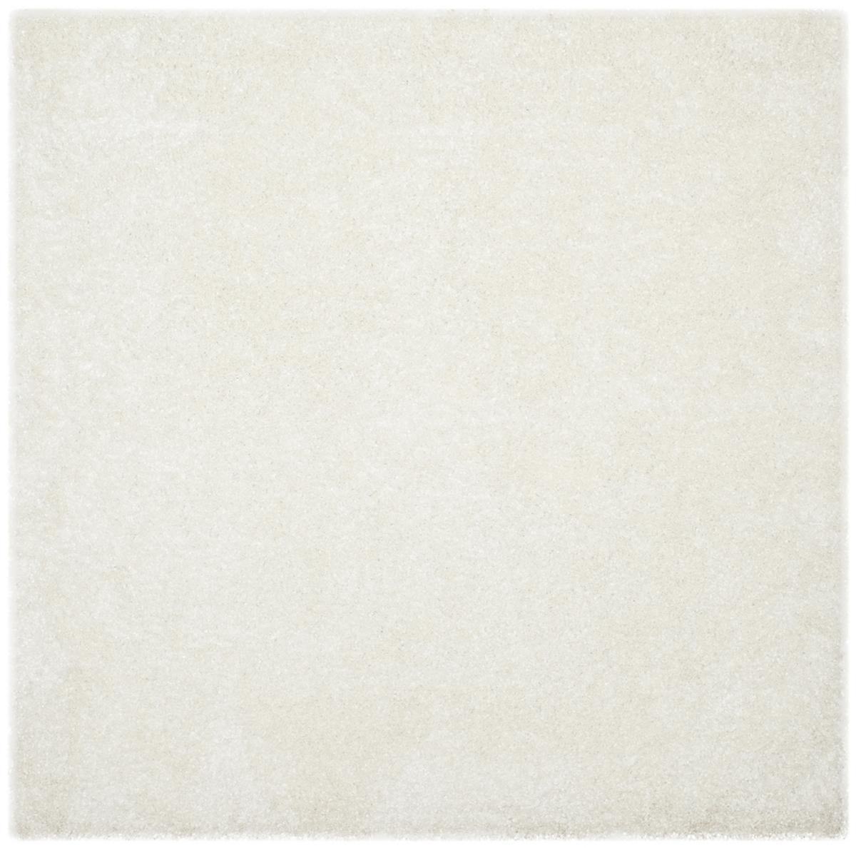 Soft White Shag Malibu Shag Collection