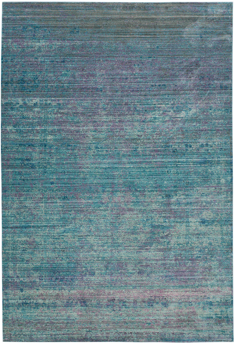 Purple  Turquoise Area Rug  VAL203P  Valencia by Safavieh