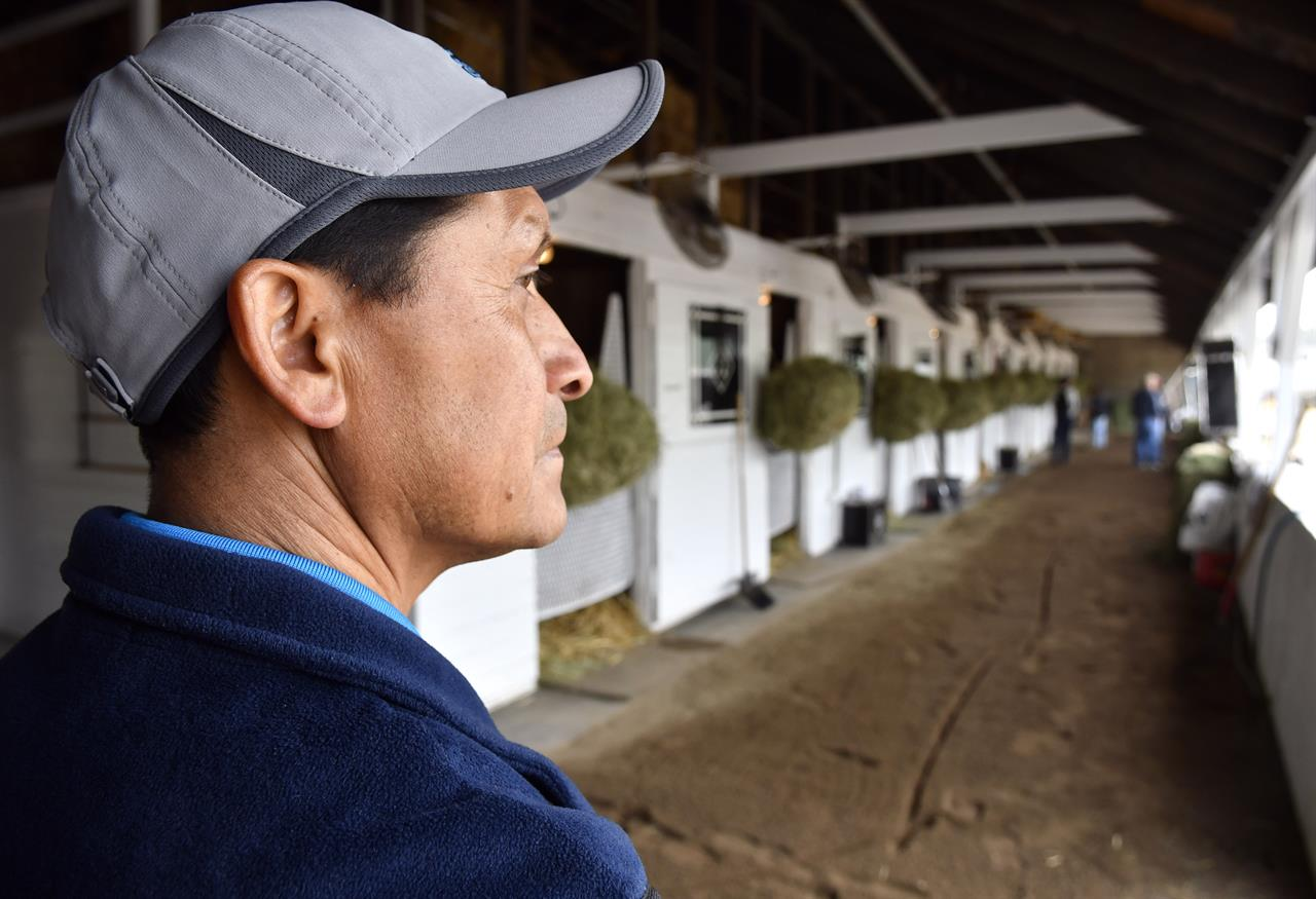 Immigrant Workers At Churchill Downs Fear Deportation Am The Answer