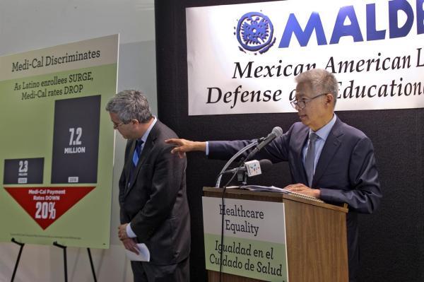 Latino Plaintiffs Sue California Alleging Poor Health Care