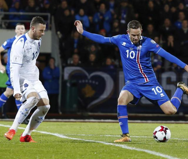 Iceland Qualifies For World Cup For First Time