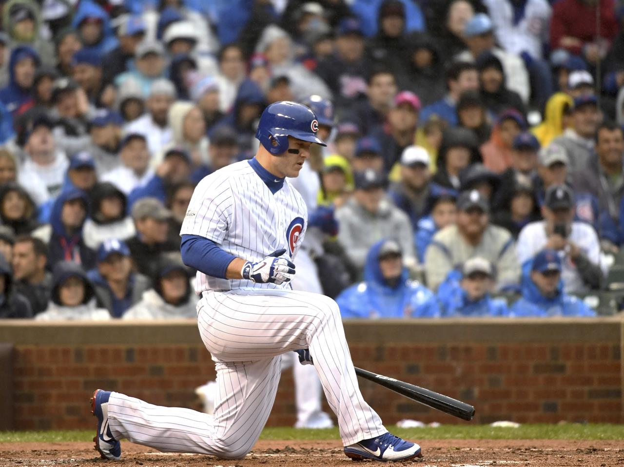 LEADING OFF Cubs Nationals Settle NLDS In Game 5 KDOW AM San