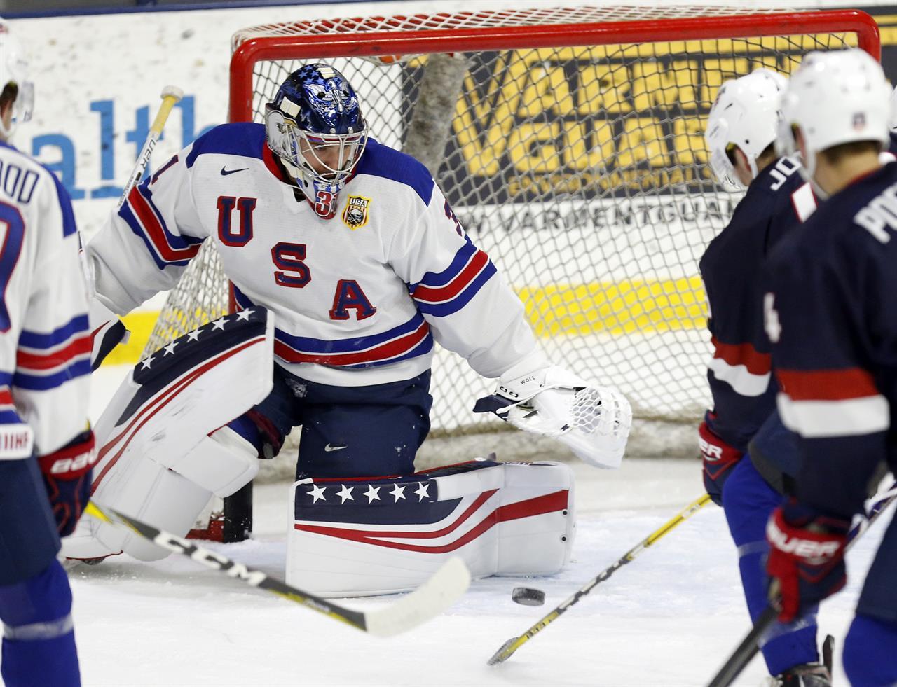 Usa Hockey Sees Youth Program Climb Toward Top Of The Heap