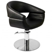 black salon chairs burlington baby high hair styling salons direct lotus chicago chair