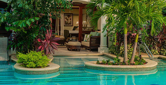 Jamaica Luxury Hotel with SwimUp Suites  Sandals Royal