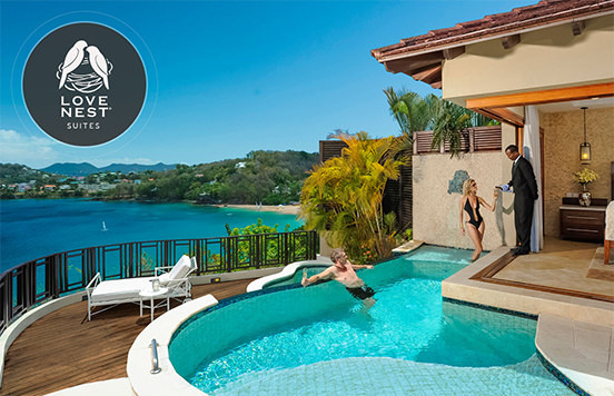 st lucia all inclusive