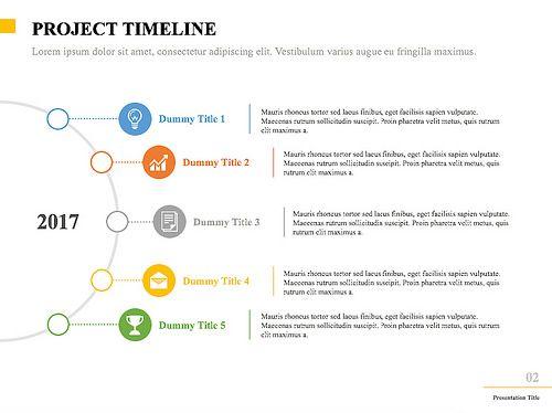 25 free timeline templates