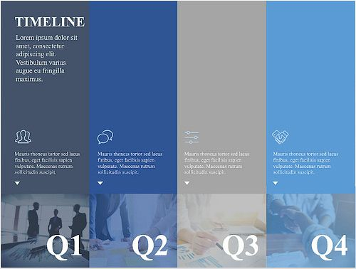 25 free timeline templates