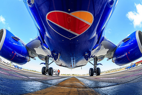 Houston to Belize via Southwest Airlines its coming
