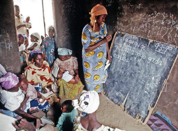 Διεθνής Ημέρα για την Εξάλειψη του Αναλφαβητισμού
