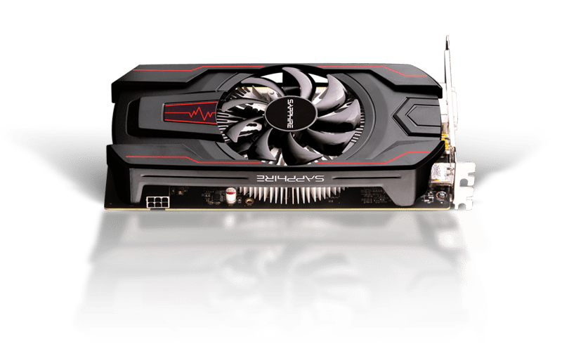 ラブリー Sapphire Pulse Radeon Rx 560 4g Gddr5 - サマリ