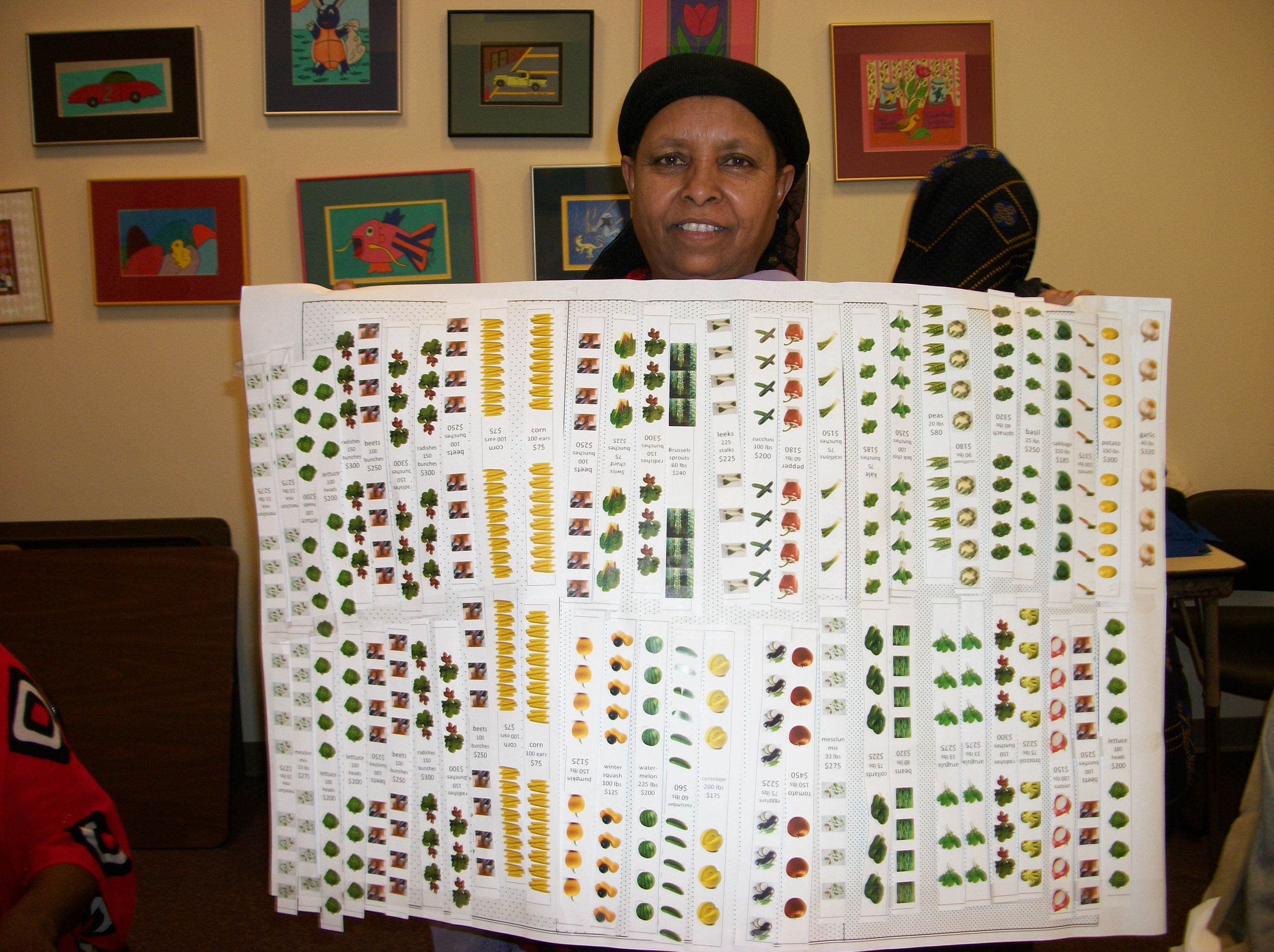 Linking Limited Resource Immigrant Farmers To Eqip Programs