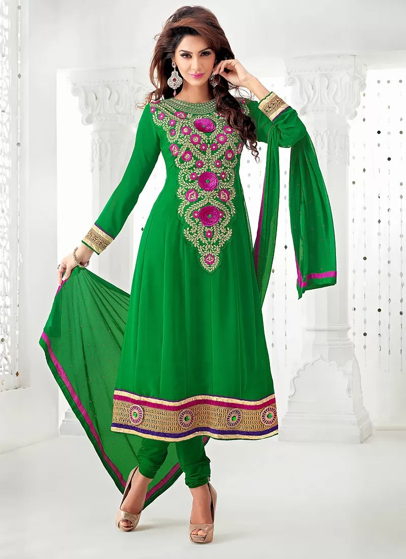 harley davidson living room decor ideas home for small 9 latest green salwar kameez designs women in trend