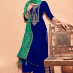 Punjabi Velvet Salwar Kameez And Punjabi Velvet Salwar Suits Online Shopping