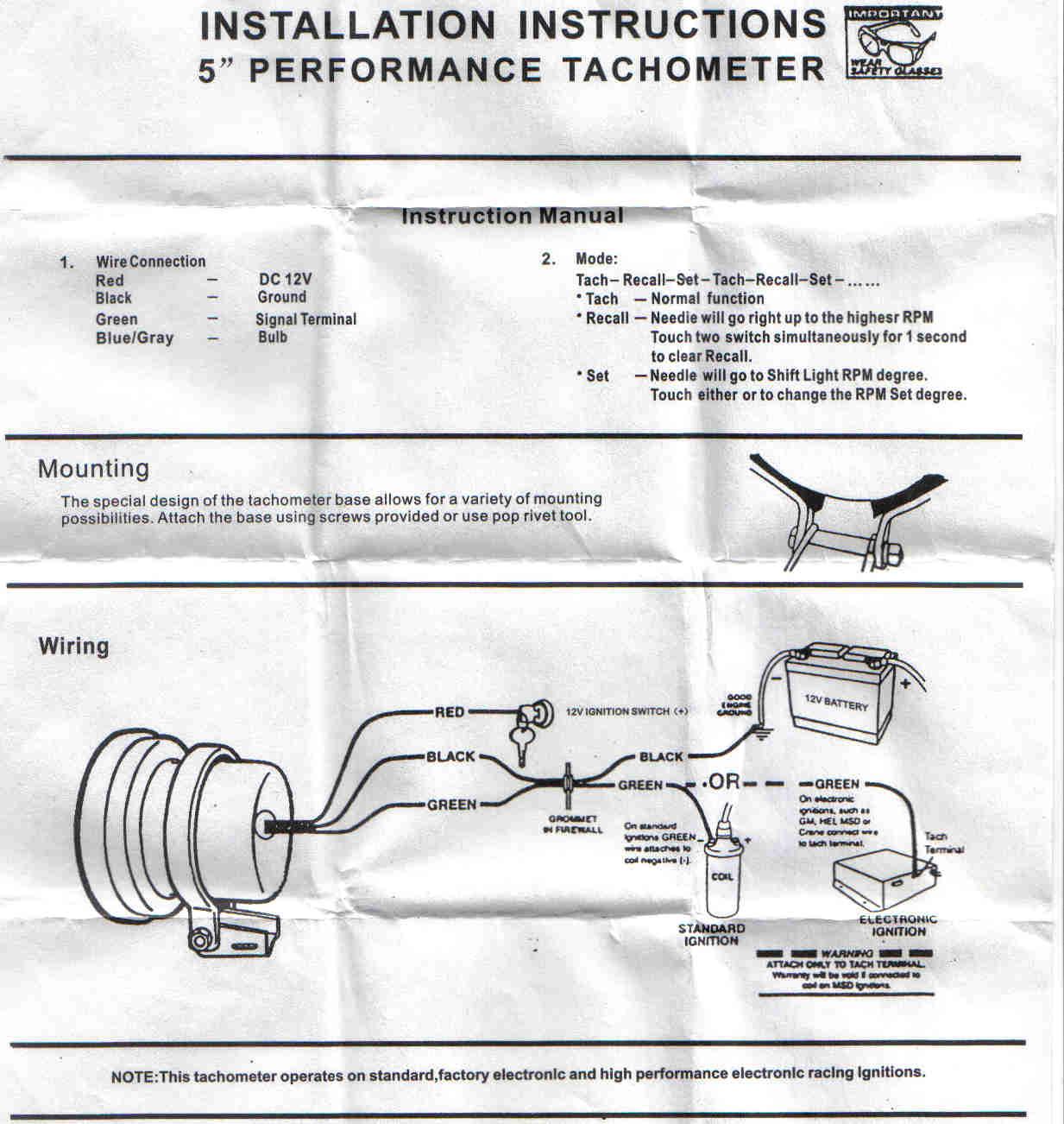 hight resolution of type r tachometer wiring diagram wiring diagram technic alpine type r wiring type r tachometer wiring