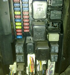 2006 g35 fuse box location [ 1944 x 2592 Pixel ]