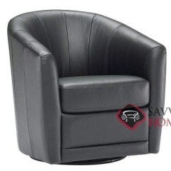Natuzzi Red Leather Sofa And Chair Gray Mazaro (b596) Swivel By Is Fully ...