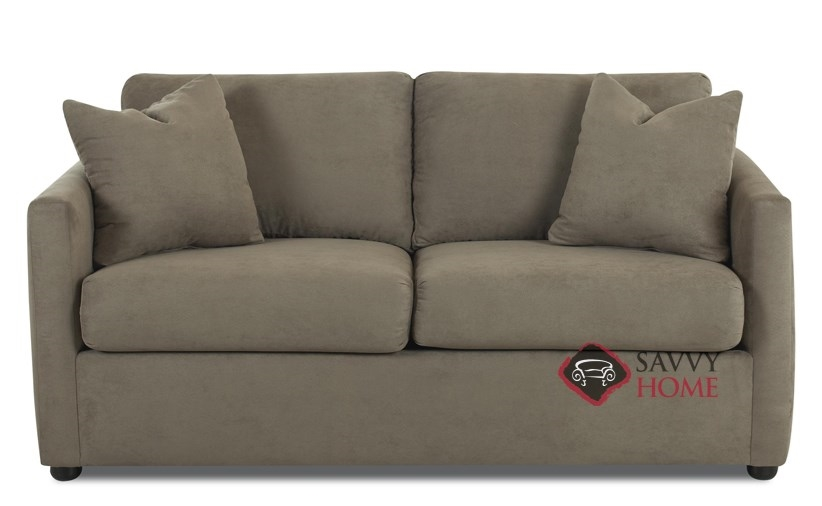 sofa sleeper san francisco high back wing fabric sofas full by savvy is fully