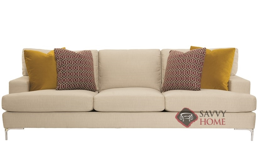 bernhardt sofas 68 inch rv sofa all couches savvyhomestore com carver with down blend cushions by interiors