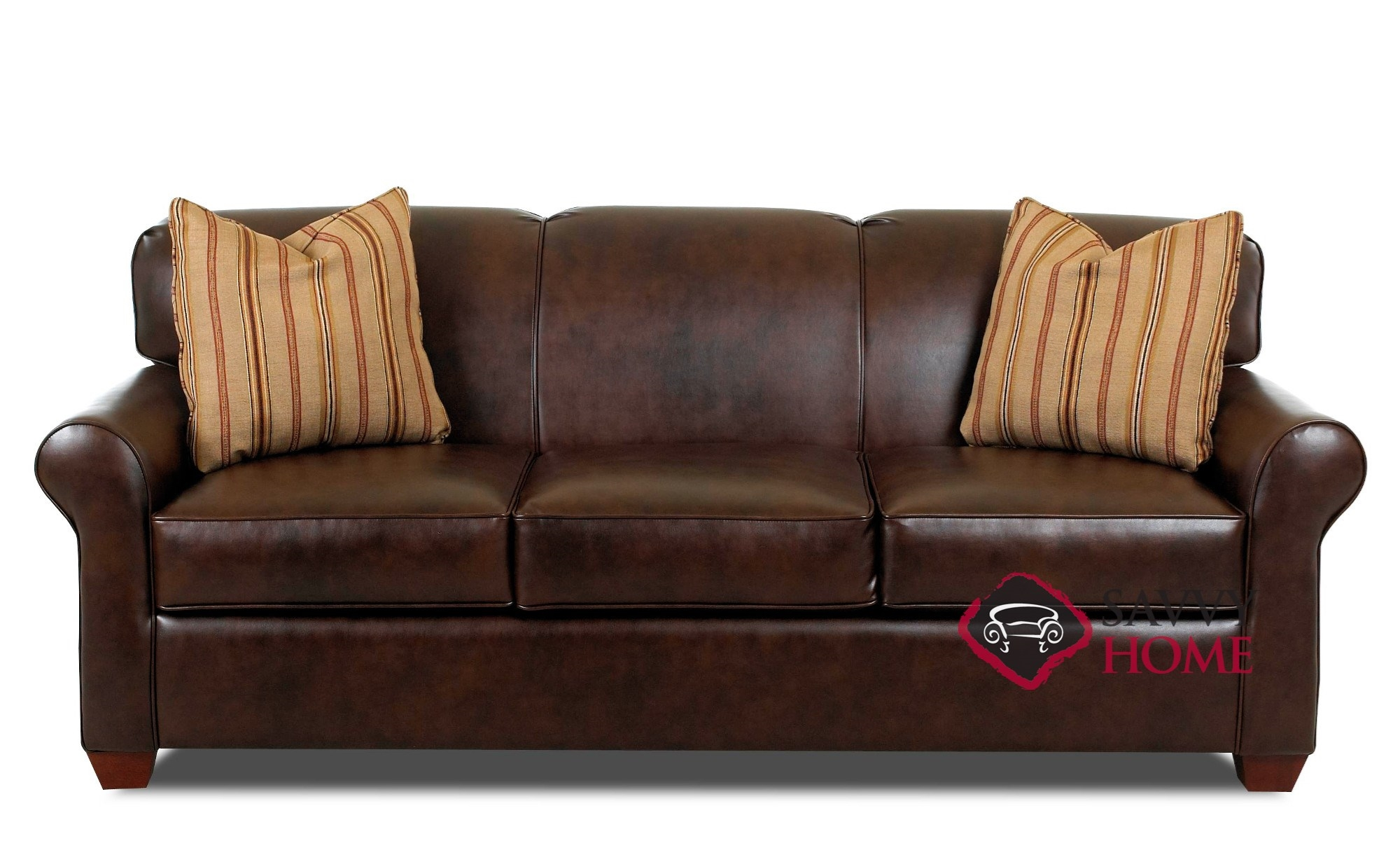 top leather sleeper sofas sofa clearance warehouse west midlands calgary queen by savvy is fully