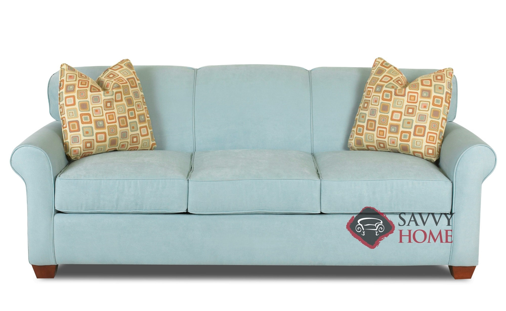 fabric sectional sofas calgary bargaintown bray stationary sofa by savvy is fully