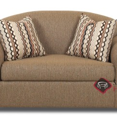 Sofa Sleeper Chicago Poltrona Frau Price Fabric Sofas Chair By Savvy Is Fully