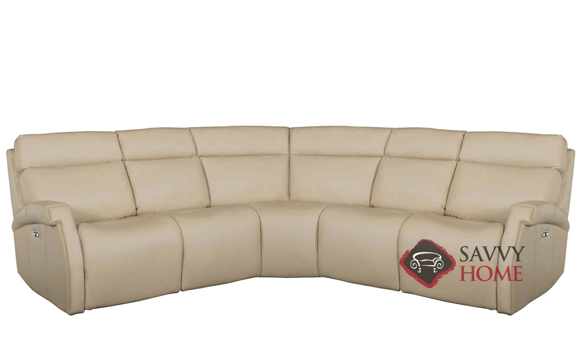 two cushion power reclining sofa cheap second hand sofas leeds quick ship maddux by bernhardt leather true