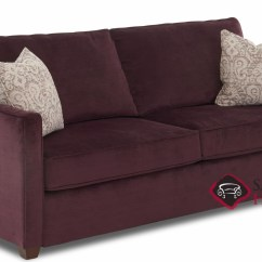 Kaleigh Fabric Queen Sleeper Sofa Bed Modern Leather Corner Uk Kirkland Sofas By Savvy Is Fully