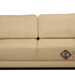 Affordable Sofa Beds Toronto Apartment Size Sofas Macy S By Luonto Leather Sleeper Queen Is