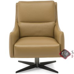 Natuzzi Swivel Chair Toddler Plastic Gloria C065 Leather Stationary By Is Fully Customizable You Savvyhomestore Com