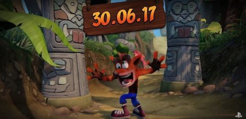 Crash Bandicoot N Sane Trilogy se estrena 30 de junio en ps4 ...