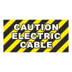 3 Way Electric Podtronics Regulator Wiring Diagram Caution Cable Stickers | For Teachers