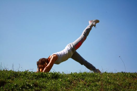 Exercise can improve memory function and brain health. Image credit: Olga.