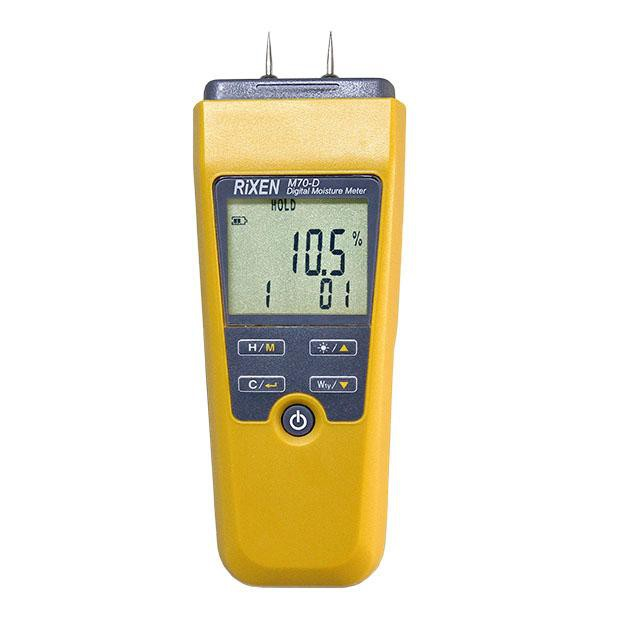RIXEN® 水分計 數字型 (Moisture Meter) IACF-M70D - 科研市集