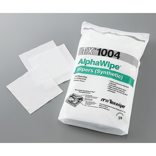 TexWipe® 無塵室用擦拭布 ALPHA Wiper 9 x 9In 150 Pieces and others - 科研市集