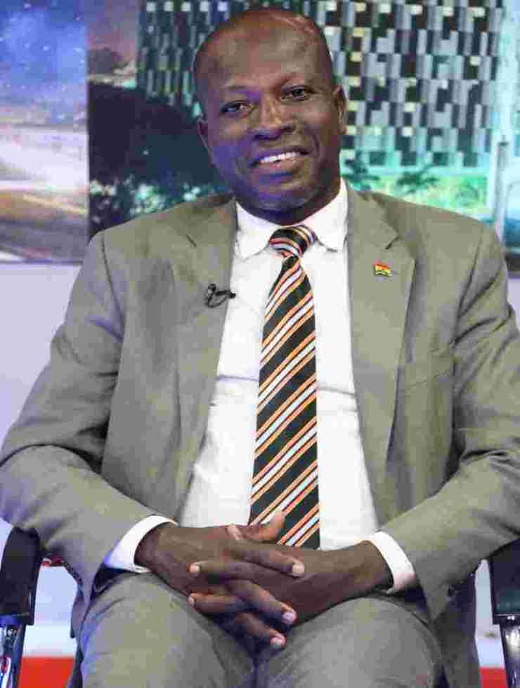 Kabila Loses Secretarial Position To Nana Yaa Jantuah. 9