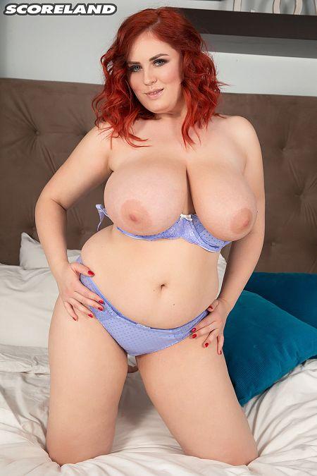 The Hot Redhead