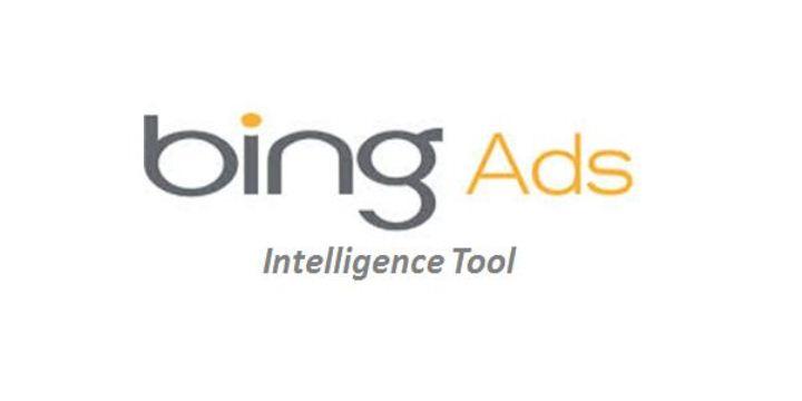 Bing Ads Intelligence is Finally Here