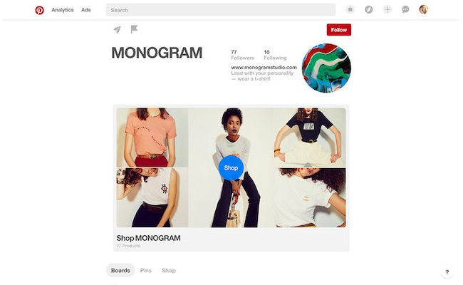 Pinterest Business Pages Get A Big Update Search Engine