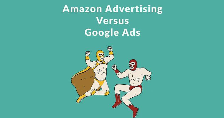 Amazon PPC Challenges Google Ads