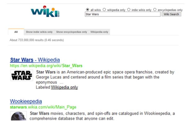 Wiki.com Search