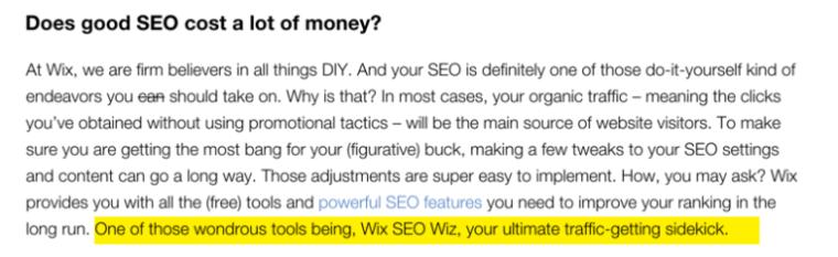 Wix 'SEO Wiz' Stars in Big Super Bowl Ad, Fumbles with SEO Community