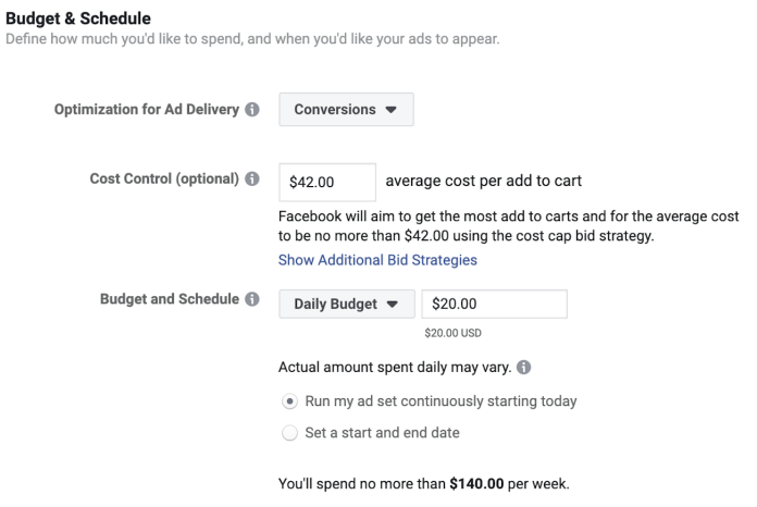 Facebook Introduces Cost Cap Bidding to Maximize Cost-Efficiency