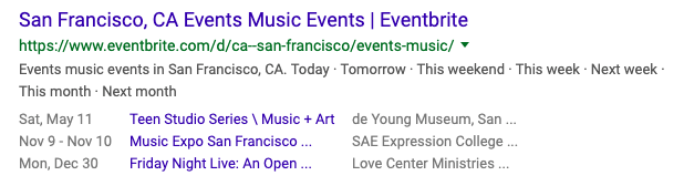 SEO for Events: 5 Tips to Increase Visibility & Boost Attendance
