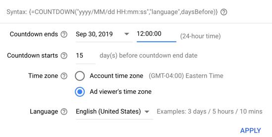 ppc-google-countdown