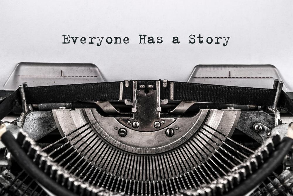 make sure your blog uses storytelling