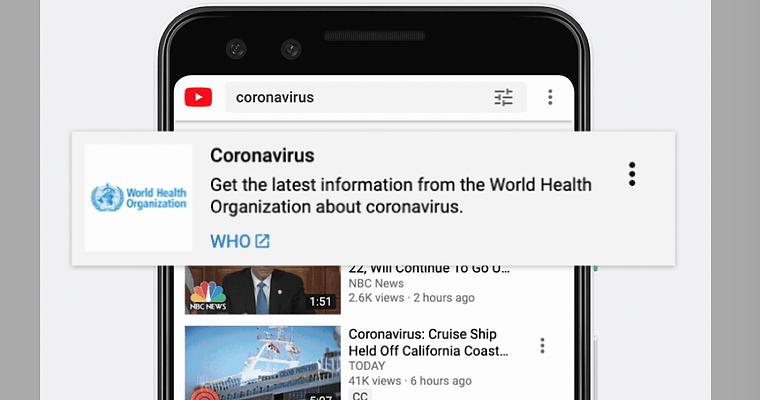 YouTube Allows Creators to Monetize Content About Coronavirus ...