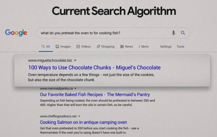 Google DeepRank: The Making of An Algorithm Update
