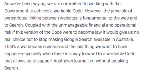 Why Is Google Paying French Publishers but Fighting Australia?
