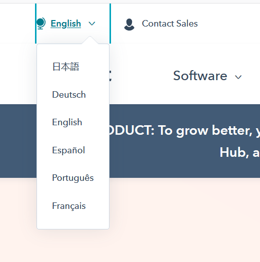 Spanish translation is available on HubSpot.